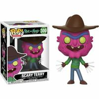 Funko Pop! Animation Rick And Morty Scary Terry Vinyl Action Figure