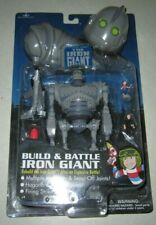 New listing Trendmasters Iron Giant Build and Battle figure 1999 Moc