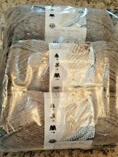 New ListingLion Brand Yarn Touch of Alpaca Yarn, Taupe (Pack of 3 skeins)