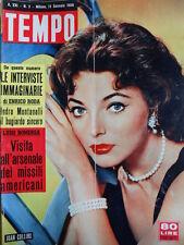TEMPO n°2 1959 Abbe Lane - Speciale Brigitte Bardot [C90]