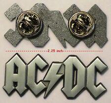 AC/DC  - lapel pin - FREESHIPPING