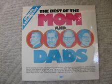 THE BEST OF THE MOM AND DADS LP 2 RECORD SET 1976 2103-711 NEW FACTORY SEALED