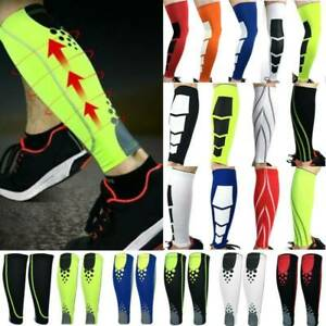 1PCS Compression Socks Calf Leg Protector Sports Running Fitness Medical Sleeves