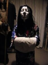 Japanese House Ghost Doll . .Life Size Replica