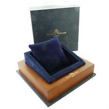 Watch Box With Blue Velvet Interior Baume & Mercier Medium Size Display