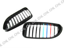 Shiny Black M Color Front Grille Grill For 2012-2018 BMW F06 F12 F13 640i 650i
