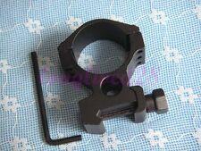 30mm Ring Scope/Flashlight/Laser Mount onto 20mm Rail -30Six