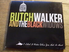 Butch Walker - I Liked It Better When You Had No Heart [CD Album] 2009