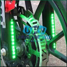 14CM Green Day Time LEDs Suitable for Kawasaki 1000 1400 GTR 450LTD