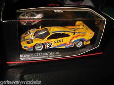 MINICHAMPS 1.43 McLAREN F1 GTR JAPAN GTC 2000  TEAM TAKE ONE #30 YAMADA OKADA