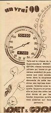 71 MACON AUTO MOTO VELO MONET ET GOYON PUBLICITE 1931