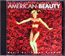AMERICAN BEAUTY Thomas Newman OST Original Score Soundtrack Sam Mendes CD NEU