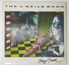 THE J. GEILS BAND  FREEZE FRAME  LP VINYL RECORD ALBUM soo-17062