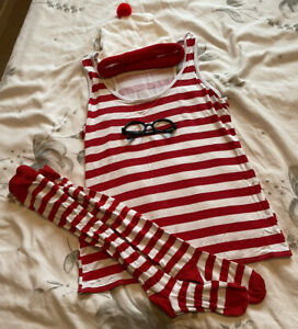 Womans Wheres Wally Costume
