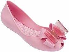Zaxy (Previously Mel) Twin Bow Link Candy (Pink) Size 5 NEW