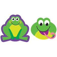 Frog Frenzy superShapes Stickers – Large Trend Enterprises Inc. T-46303