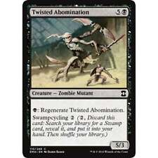* Foil * MTG Twisted Abomination NM - Eternal Masters