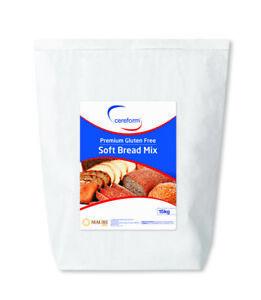 NEW Mauri Gluten Free Soft Bread Mix 15kg Cake Decorating Cake Baker