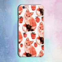 Fox iPhone 6 6s Case iPhone 11 X XS Max Cover iPhone 7 8 Plus XR XS Animal Case