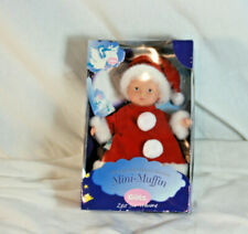 Gotz Mini- Muffin Precious Day Baby Collection Santa Christmas Baby Doll Nrfb