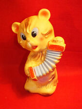 ANCIEN CHAT POUET POUET ACCORDEONISTE DEPOSE MADE IN ITALY