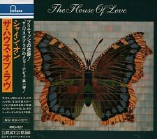 THE HOUSE OF LOVE s/t (1990) Butterfly FIRST PRESS JAPAN CD OBI PPD-1127