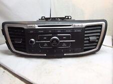 13 14 15 Honda Accord Radio Single Disc Cd Player 39100-T2A-A102 TLF20