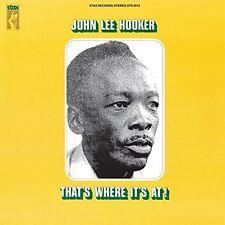 John Lee Hooker - That's Where It's At! [New Vinyl]