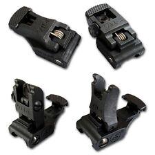FMA Arms Style 71L F/R Folding Sight Set Black TB276 Tacche di mira airsoft