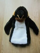 THE PUPPET COMPANY PENGUIN  HAND GLOVE PUPPET