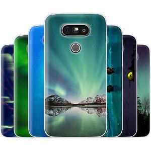 Dessana Aurora TPU Silicone Protective Cover Phone Case Cover For LG