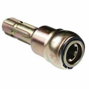 """PTO Adapter Quick Release Collar/Coupler 1-3/8"""" 6 Spline Female 6 Spline Male Co"""