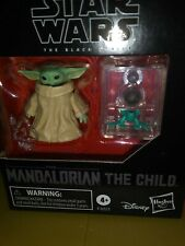 "Star Wars Black Series The Child frm Mandalorian 6"" scale sealed new see details"