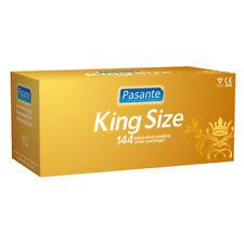 Pasante Pasante King Size condoms 144 pcs - Special