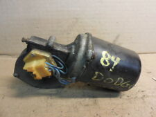 1979 - 1984 Dodge Colt Windshield Wiper Motor