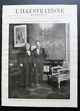 1930 TRENI PARIS NANTES OUDON PALOMBARO SCAPHANDRIER Kreuger VATICANO TELEFONI