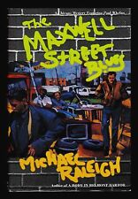 Michael Raleigh, The Maxwell Street Blues, St. Martin's Press, 1994 1st / 1st
