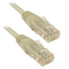 Cavo Ethernet 5M CAT5e RJ45 RETE LAN INTERNET PATCH LEAD SKY HD Console UK