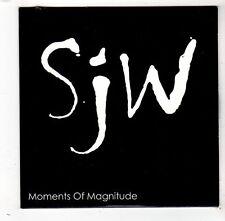 (FW910) SJW, Moments of Magnitude - 2011 DJ CD