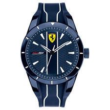Ferrari Blue Mens Analog Casual Redrev 0830541