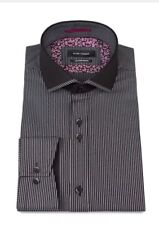 New Mens guide London Black Shirt Size Medium £39.99 or best offer RRP £70