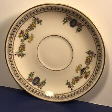 Vintage Lenox Marshall Field Company Chicago China Saucer No Cup Colonial Design