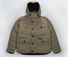 Canada Goose Selkirk Parka Mens 3801M XXL Tan Made in Canada