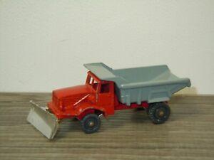Aveling Barford Dump Truck - Husky England *48790