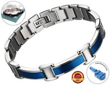 Magnetic Health Bracelet Arthritis Carpal Tunnel Relief Bio Therapy Healing Pain