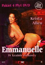 EMMANUELLE BOX (Krista Allen) - Collection 4 DVD --- REGION ALL