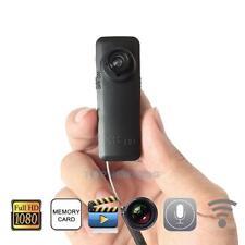 Mini Überwachungskamera 1080P HD 140° Video Kamera Wlan Wifi Bewegungsmelder