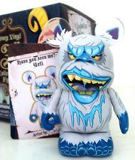 "Disney Vinylmation 3"" Myths & Legends Series Yeti Abominable Snowman Toy Figure"
