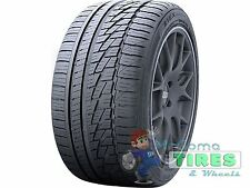 2 NEW TIRES FALKEN ZIEX ZE950 AS M+S 235/45/17 FREE INSTALLATION MIAMI 2354517
