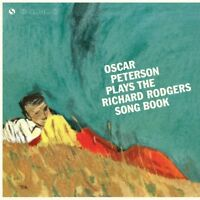 OSCAR PETERSON - PLAYS THE RICHARD RODGERS SONG BOOK   VINYL LP NEW!